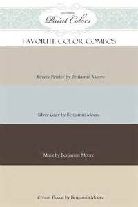Revere pewter color combo for the home juxtapost