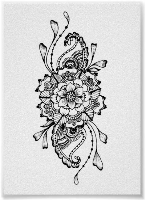 tattoo mandala oval 1342 best mehndi images on pinterest henna tattoos