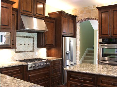 Furniture Kitchen Cabinets Cherry Kitchen Cabinets Home Design And Decor Reviews