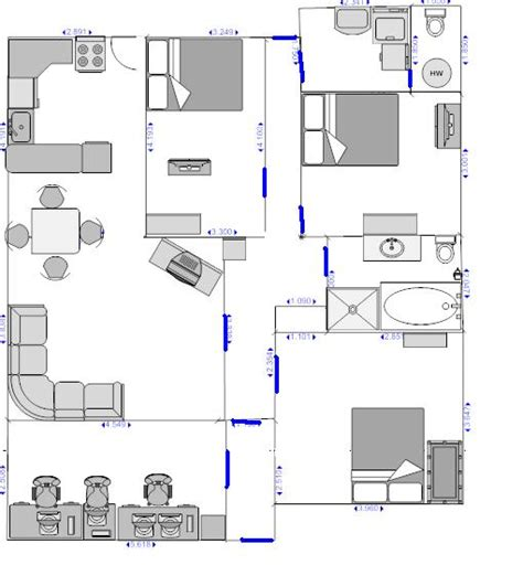 layout of a house the new house layout tocpcs the elite geeks