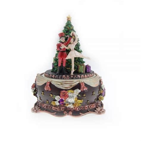music box for christmas tree lights gisela graham nutcracker christmas tree music box