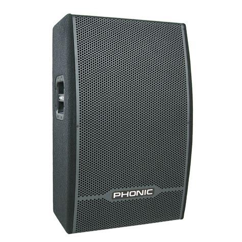 Isk Ds5a Speaker Monitor phonic isk15 2 v 228 gs scen golvmonitor p 229 gear4music