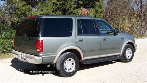 1999 Ford Expedition Eddie Bauer by 1999 Ford Expedition Eddie Bauer Edition Specs