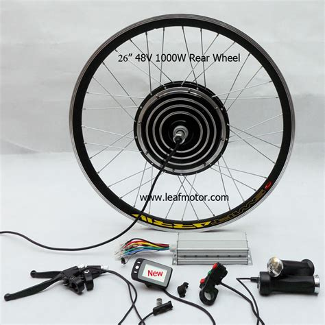 electric motor kit 48v 1000w electric bike kits e bike conversion kit