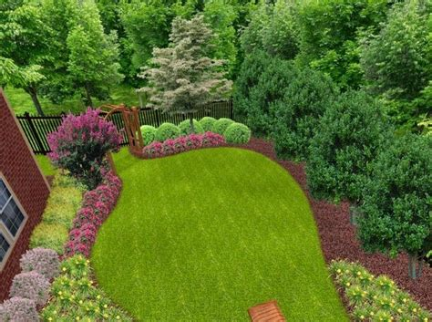 Landscape Design Ideas For Small Backyards Small Backyard Landscaping Ideas Home Designs