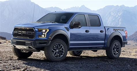 Blue 2017 Ford Raptor by 2017 Ford Raptor Supercrew Ford F150 Forum Community