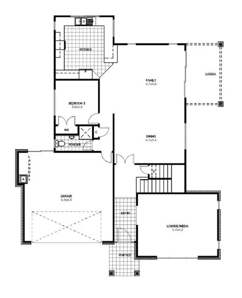 hi lo cer floor plans 24 ravello rise lot 40 floor plans