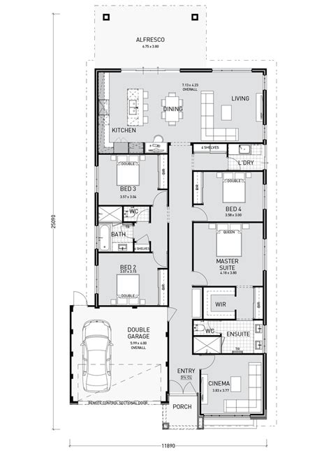 design a floor plan single storey home designs and builders perth pindan homes