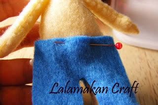 Jarum Pentul Jumbo Jarum Haji creativity tutorial tutorial membuat boneka flanel