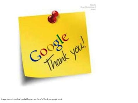 google images thank you knowledge creation and google