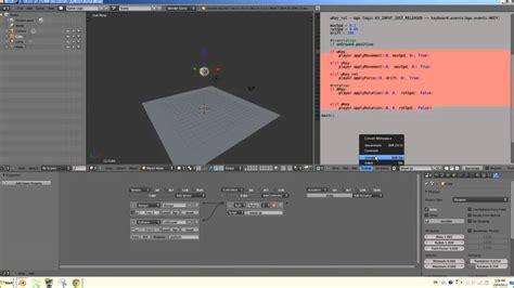 python tutorial blender game engine hd blender 2 6 game engine python scripting tutorial