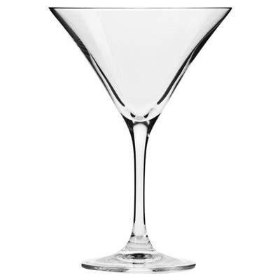 Handmade Martini Glasses - krosno 174 bond handmade martini glasses 5oz set of 6 target