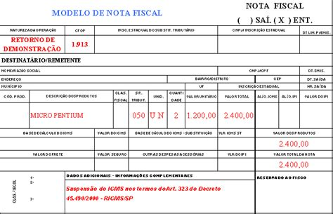 layout nf e complementar confiscontabil
