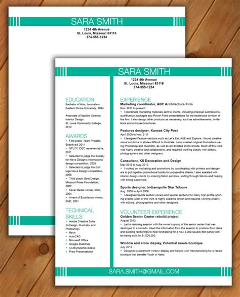 does cv stand for cover letter resume and cover letter template cv template word document