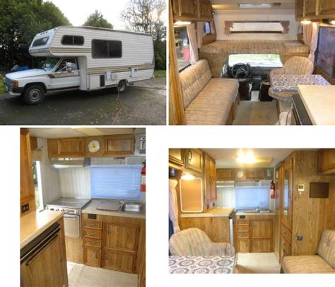 the rv remodel 1986 toyota dolphin rv remodel whats old is new again