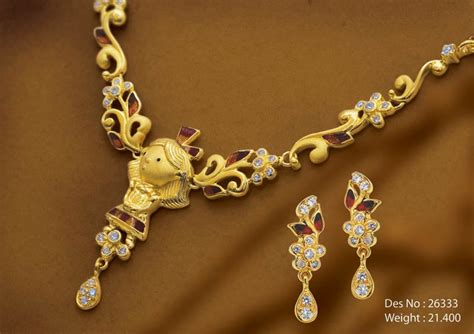 products buy baby necklace set from rkr gold