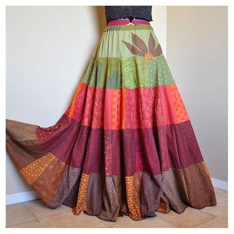 Patchwork Hippie Skirts - 25 best ideas about hippie skirts on hippie