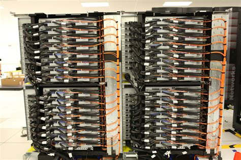Q Rack by The Alcf Is Getting Q D Up Racks Of Blue Gene Q Arrive Argonne Leadership Computing