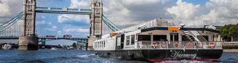 thames river cruise opening times bateaux restaurant cruise save with the london pass