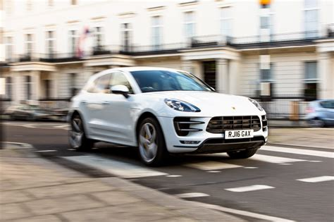 Test Porsche Macan by Porsche Macan Turbo 2017 Term Test Review By Car