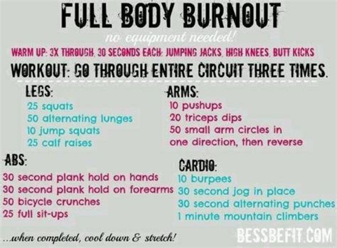 29 best images about workout ideas at home on