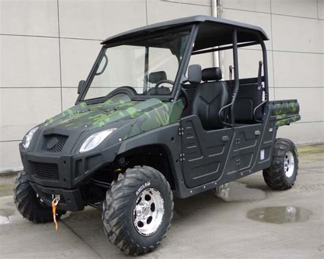 utv roketa 600cc uv 21 600 5 seater 4x4 road utility