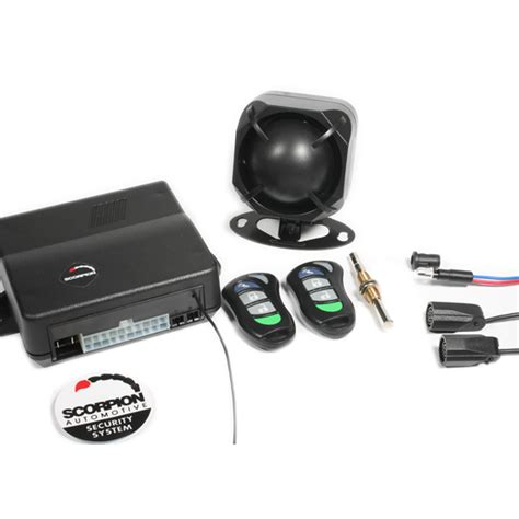 scorpion car alarm wiring diagram wiring diagram with