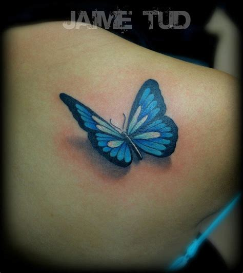 tattoo 3d nice 52 best images about buom on pinterest bow tattoos blue