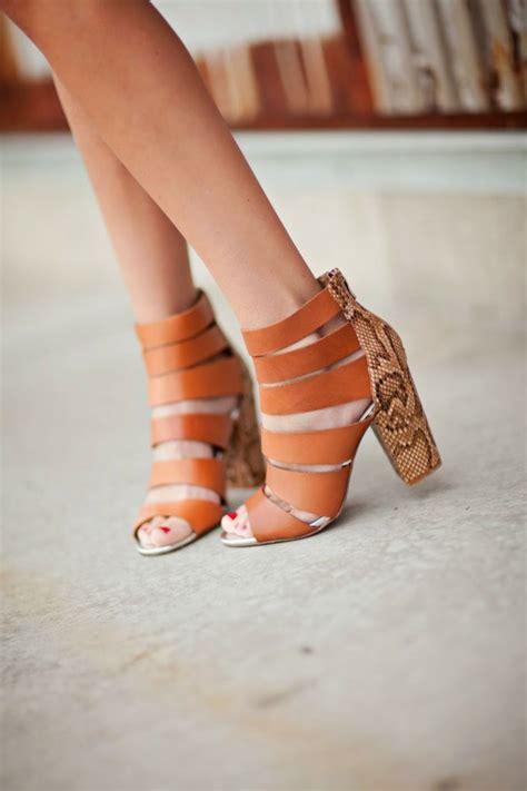 trendiest block heel sandals of summer 2019 fashiongum