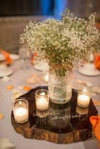 rustic jar centerpieces rustic fall wedding centerpieces co wedding
