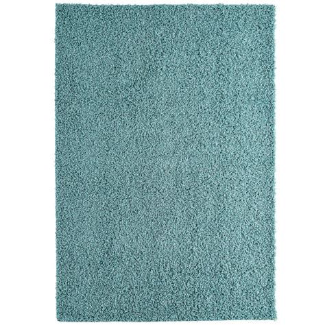 10 foot rugs lanart comfort shag aqua 8 ft x 10 ft area rug cshag810aq the home depot
