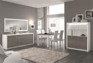 salle 224 manger design laqu 233 e blanc gris agadir salle 224