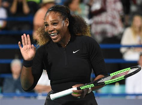 Williams New by Serena Williams Big Return To The Courts A Look At