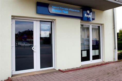 assurance foyer assurances foyer pax daniel agence principale d