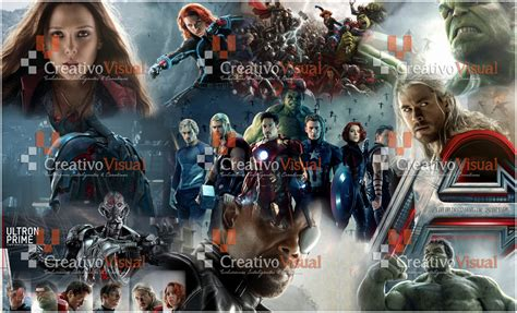 imagenes de los vengadores wallpaper avengers era de ultron set de wallpapers e info que