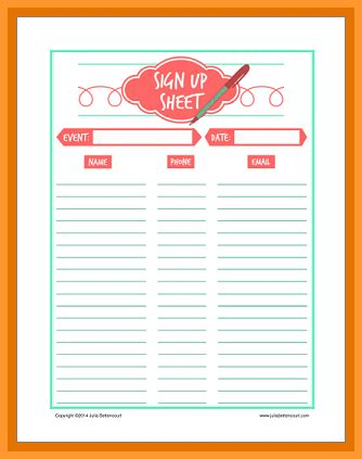 thanksgiving potluck sign up sheet printable pictures to