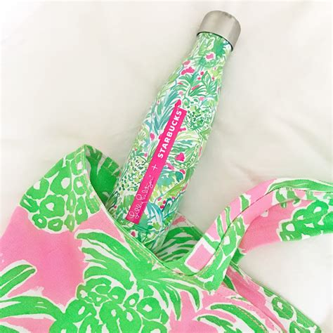 Lilly Pulitzer Starbucks Swell Bottle by 100 Lilly Pulitzer Starbucks Swell More Lilly