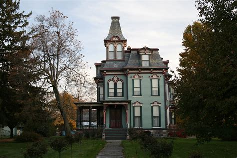 Panoramio Photo Of Addams Family Mansion Davenport House