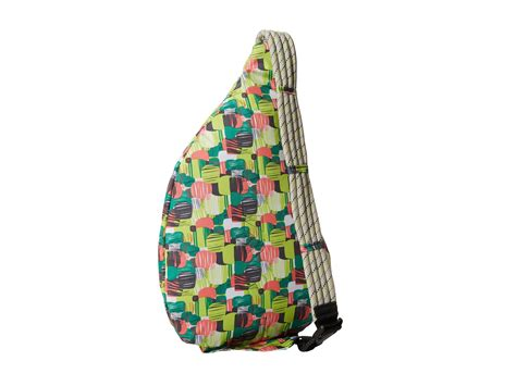 kavu rope sling mossy moss bags shipped free at zappos