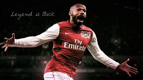 arsenal legend thiery henry the legend of arsenal by pimp017 on deviantart