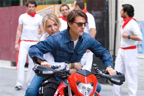 film tom cruise and cameron diaz knight and day review collider