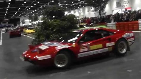 A Ferrari Sports Car Is An Exle Of An Unsought Good by Italian Collection London Classic Car Show 2015 Excel