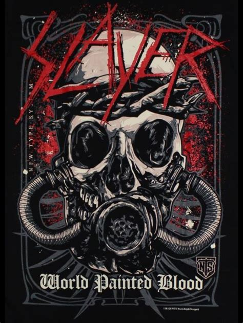 Kaos Slayer World Ensemble Gildan Tshirt 1678 best slayer images on heavy metal metal bands and rock bands