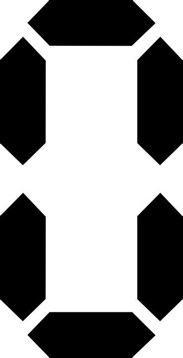 Angka Digital 2 Digit number zero 0 183 free vector graphic on pixabay