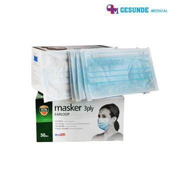 Masker Muka Dijual Di jual masker muka kait telinga masker hidung dan mulut