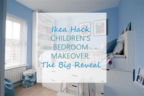 Children s ikea hack bedroom makeover part 1 before