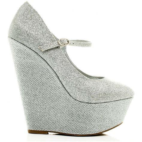 silver glitter court shoes buy silver glitter