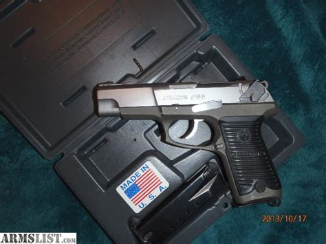 What Is A Pillow Biter by Armslist For Sale Ruger P89 9mm