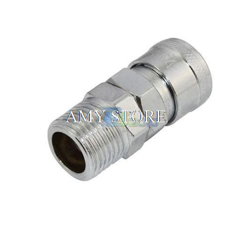 Taiwan Coupler Sm 40 1 2 quot air hose release disconnect coupling connector