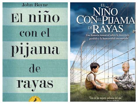 el nio con el libro vs pel 237 cula el ni 241 o con el pijama de rayas de john boyne locos literarios